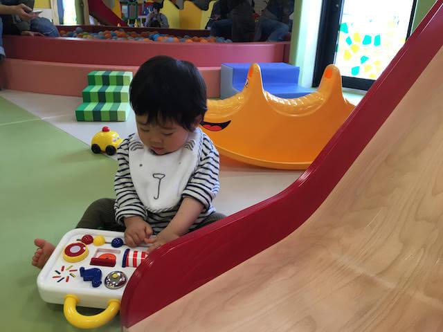 プレイヴィル赤ちゃん遊び場